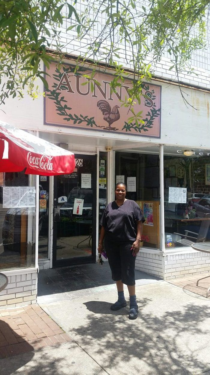 Aunny S Country Kitchen  Front St Georgetown Sc