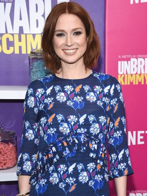 Ellie Kemper Expecting FirstChild http://celebritybabies.people.com/2016/04/13/ellie-kemper-pregnant-expecting-first-child-michael-koman/