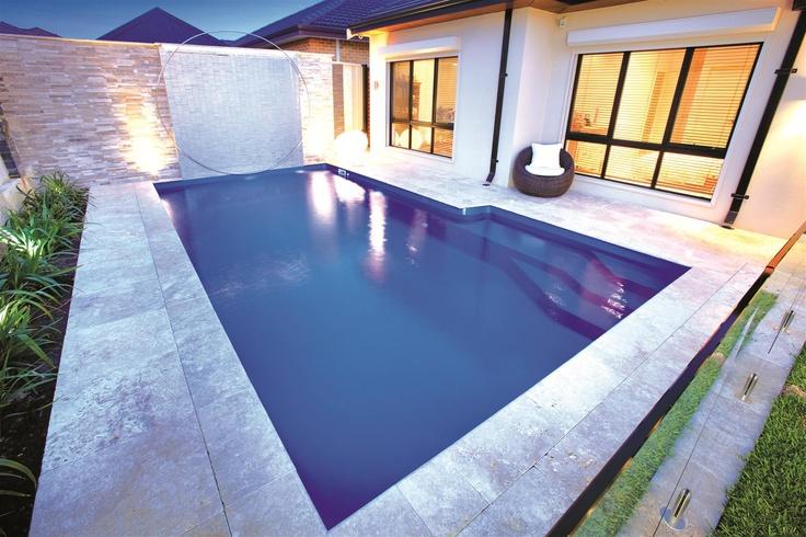 'Cayman' Fibreglass Pool - Buccaneer Pools