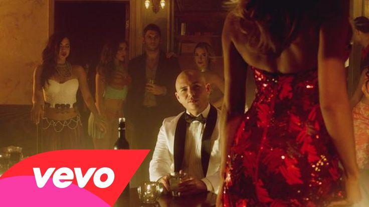 Pitbull - Fireball ft. John Ryan.  Who can cut a rug when you can burn one?  Quiero bailar hasta que me puse el suelo en llamas .