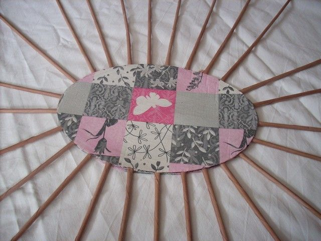 Moje pletení z papíru - Fotoalbum - NÁVOD - NA VÍKA,DNA - NÁVOD - NA VÍKO S RANTLÍKEM