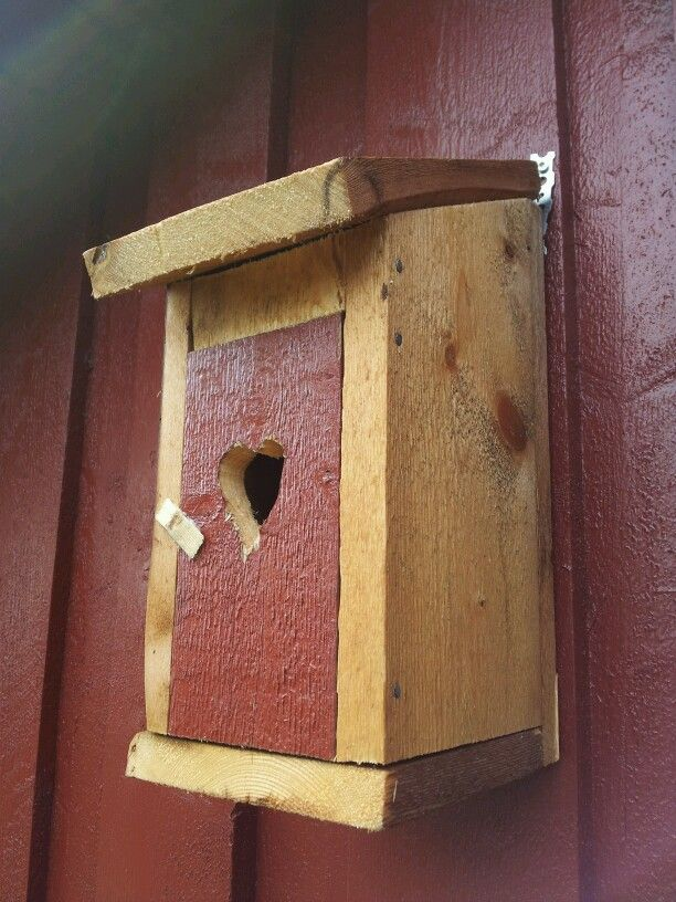 My 2nd birdhouse