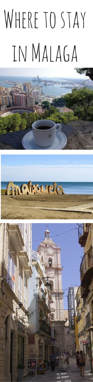 #Málaga #Spain | Kolumbus Sprachreisen | https://www.kolumbus-sprachreisen.de/sprachreisen/erwachsene/spanisch/spanien/malaga/sprachreisen-malaga