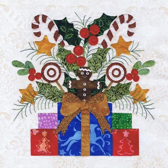 16 best Baltimore Christmas quilt by P3 images on Pinterest ... : baltimore christmas quilt pattern - Adamdwight.com