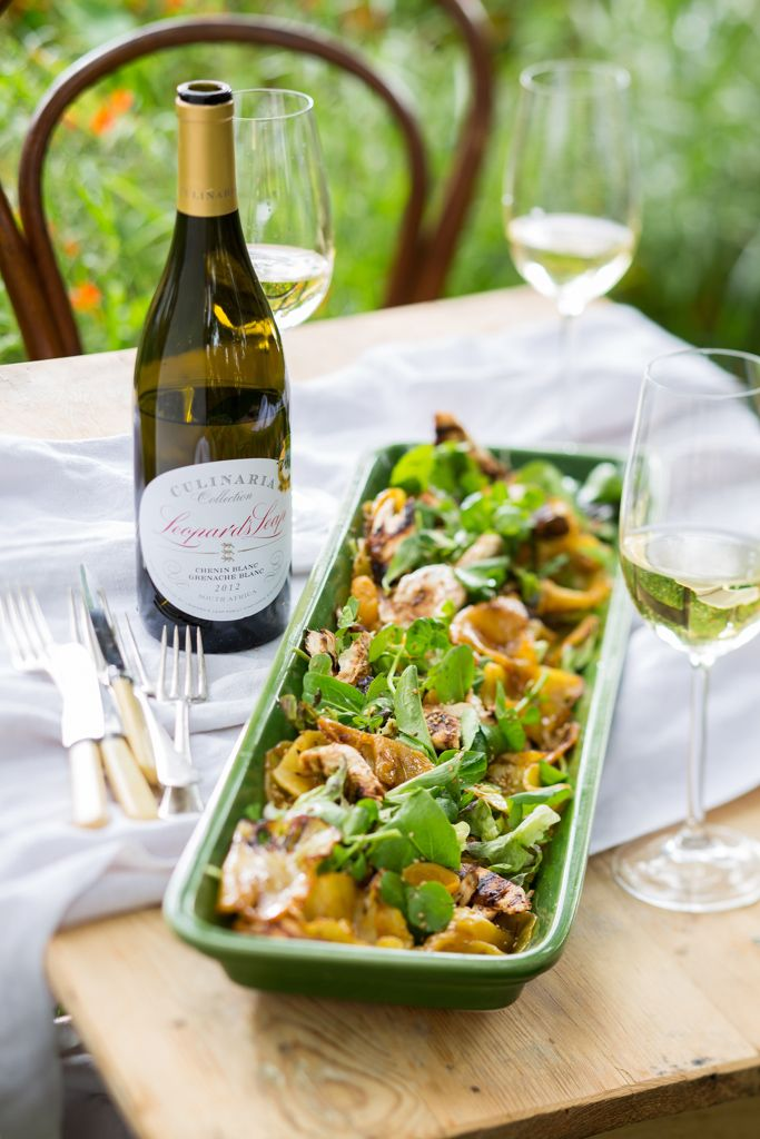 asian chicken salad #alfresco #food styling #entertaining