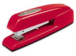 Swingline Limited Edition Series 747 Rio Red Business Stapler (S7074736E)  bySwingline  4.7 out of 5 starsSee all reviews(212 customer reviews)   Like (50)  List Price:$36.49  Price:$11.99 & eligible for FREE Super Saver Shipping on orders over $25. Det