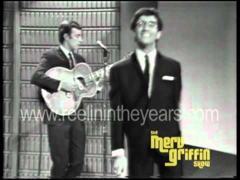 "Freddie and the Dreamers- ""I'm Telling You Now"" live (Merv Griffin Show ..."