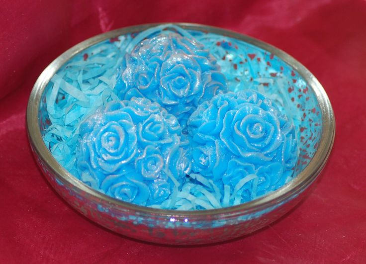 Roses are Blue!