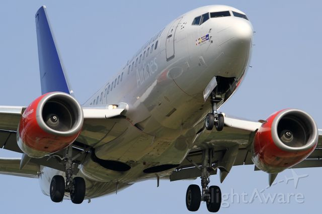 Boeing 737-600 (tweemotorige jet) (B736) Aircraft ✈ FlightAware