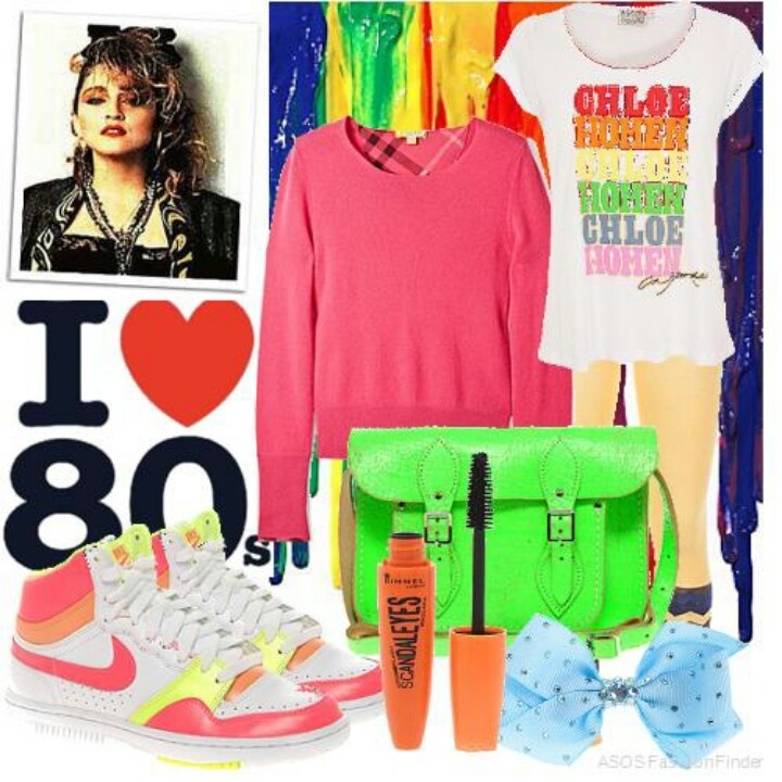 80 S Fashion Outfit Ideas Kick It Back 80 S Style 80s