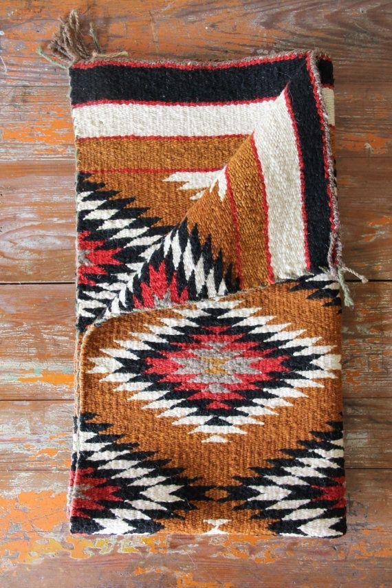 Alfombra Navajo vintage - a la venta!
