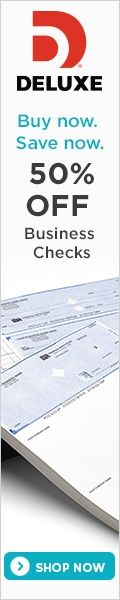 40% Off 1st Order of Business Checks, Deposit Tickets & Envelopes At Deluxe!  40% Off 1st Order of Checks, Deposit Tickets & Envelopes At Deluxe!  https://couponash.com/coupon/40-off-1st-order-of-business-checks-deposit-tickets-amp-envelopes-at-deluxe/107409