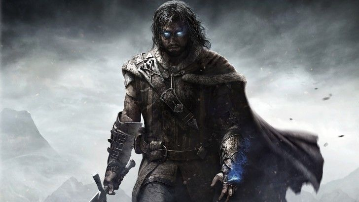 Talion Middle Earth Shadow of Mordor