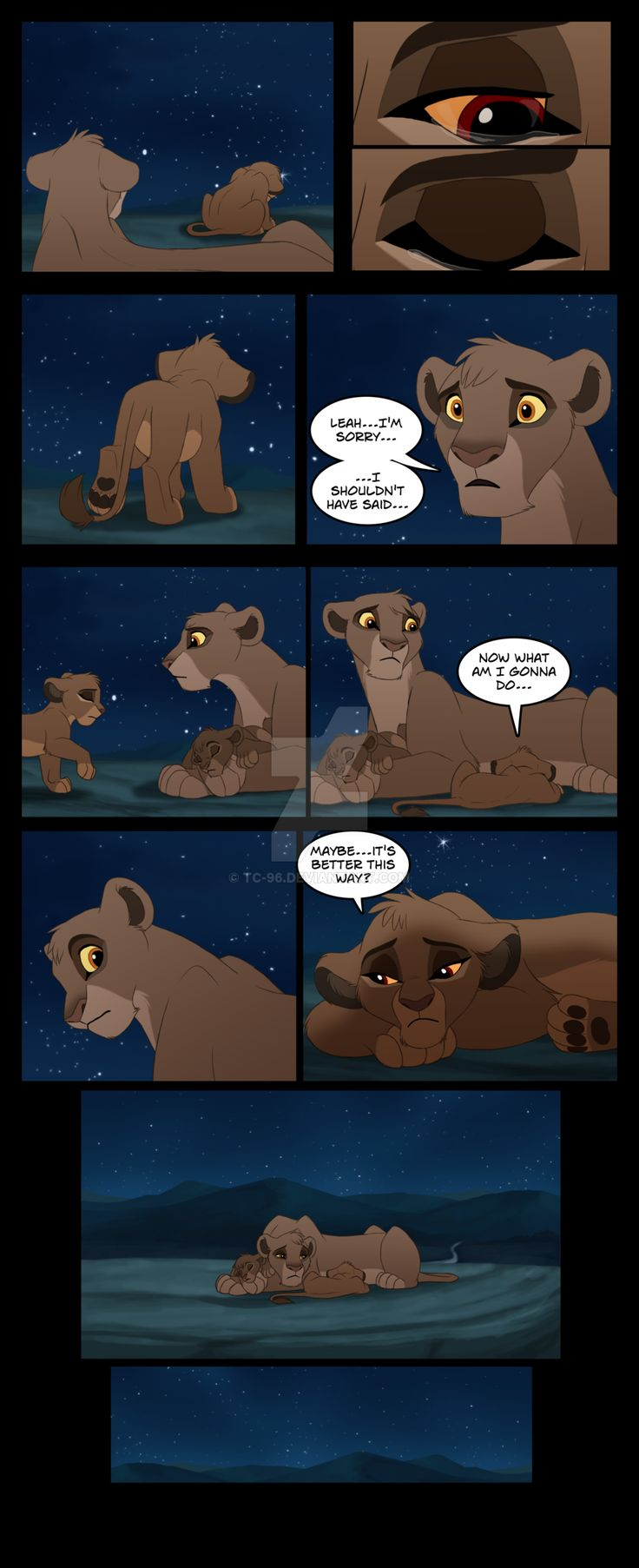 Kiara s reign chapter 2 page 21 find this pin and more on the lion king