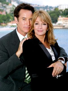 Drake Hogestyn Deidre Hall -  John and Marlena  Days of Our Lives