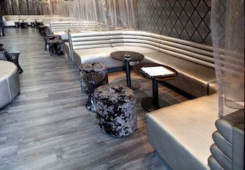 Another Example of Bar Seating from SIG Contracts | Wild Cabaret