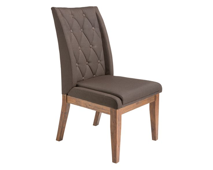 LOUISE DINING CHAIR DARK CHARCOAL FABRIC This transitional dining chair  from our MIXT collection  Ponad. Oakley Transitional Dining Chair   makitaserviciopanama com