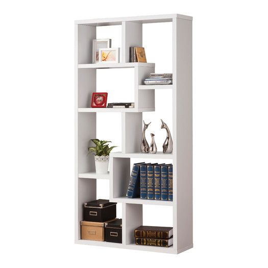 Love these modern cube unit bookcases! Must have one for my psychiatrist office one day. :)