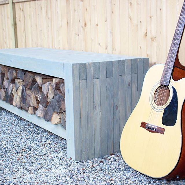 Inspired by this plan http://diycandy.com/2015/06/modern-williams-sonoma-inspired-diy-outdoor-bench/ By 3x3custom on IG
