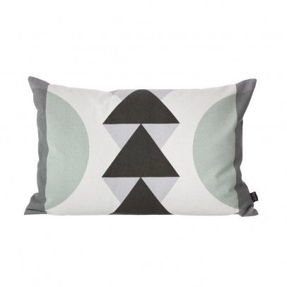 Totem cushion - grey  Ferm Living