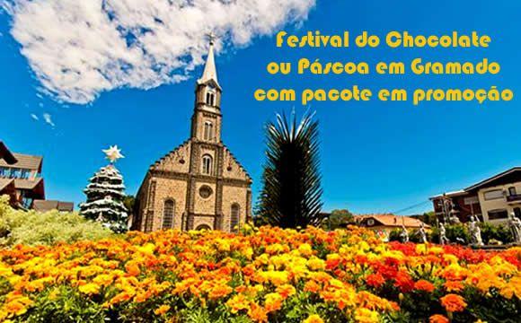 Páscoa 2016 em Gramado, pacotes para o Festival #páscoa #feriados #gramado #viagem #pacotes