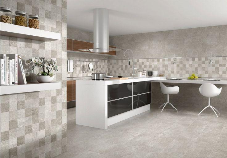 80 best images about cocinas para vivir on pinterest - Suelos para cocinas ...