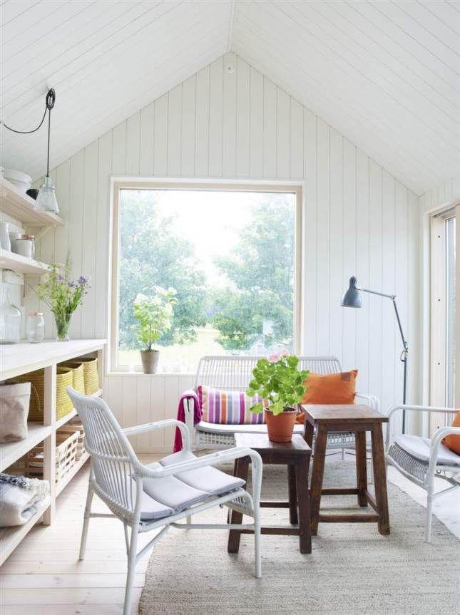 Attefallshus – så här smart kan du inreda! | Leva & bo | Expressen #interior #sommarnojen #architecture