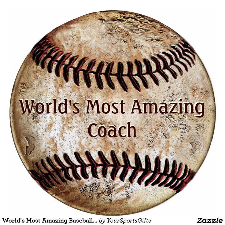 Customizable Baseball Coach Gifts. Cool Vintage look Baseball Standing Photo Sculpture with YOUR TEXT or keep ours. CLICK: http://www.zazzle.com/worlds_most_amazing_baseball_coach_gift_ideas_standing_photo_sculpture-153275046848041413?rf=238012603407381242 Type in your Baseball Coach's NAME or Type in Your Text or Delete it. See more faux Vintage Coach Gifts HERE: http://www.Zazzle.com/YourSportsGifts and http://YourSportsGifts.com  Contact information on our sites. More Vintage sports…