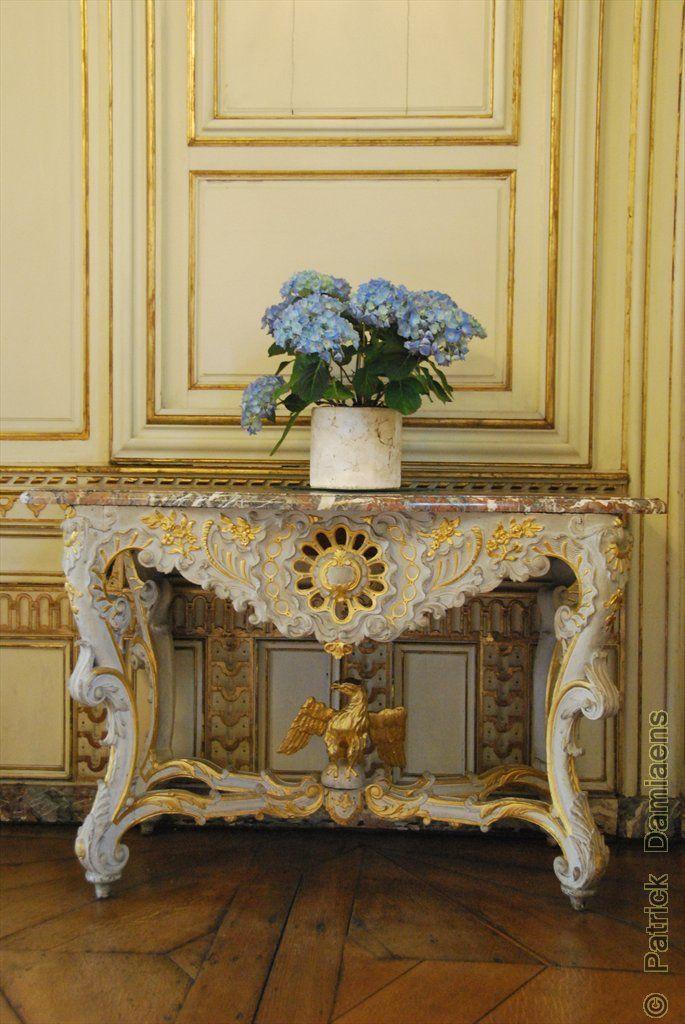 Carved furniture   Liège style furniture