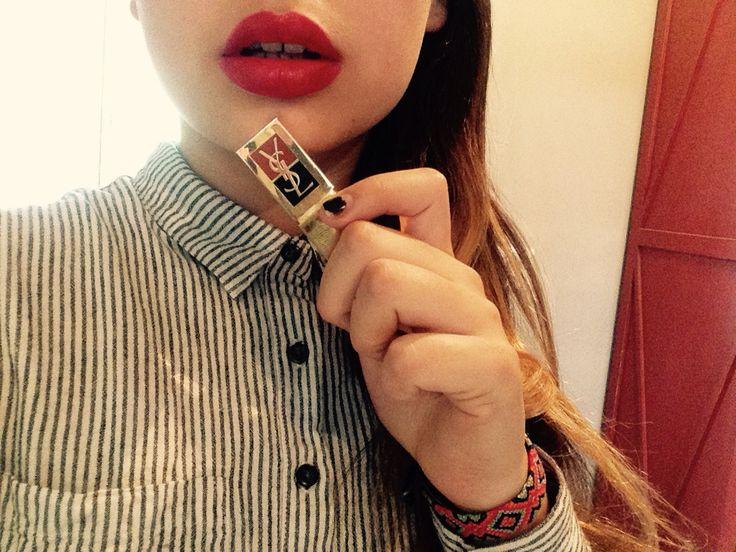 Nouveau rouge à lèvre
