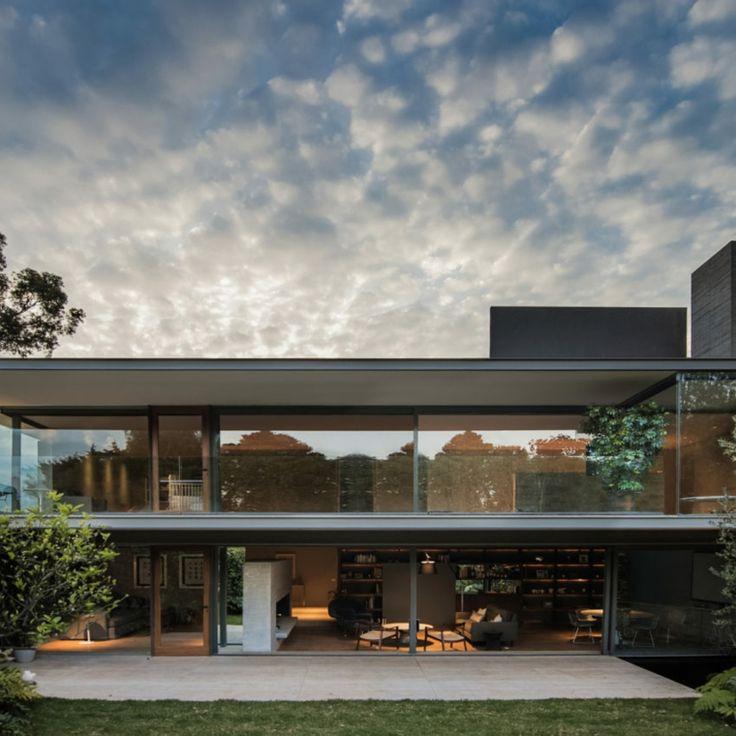 Arquitectura moderna en México – Ramos House, de José Juan Rivera Río –