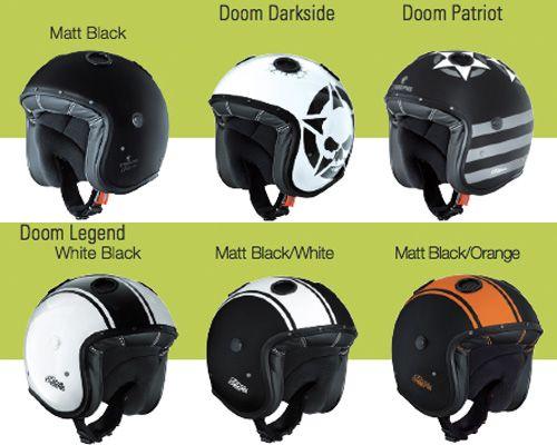 Best Caberg Doom Jethelm Modelle