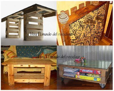 many uses of pallet