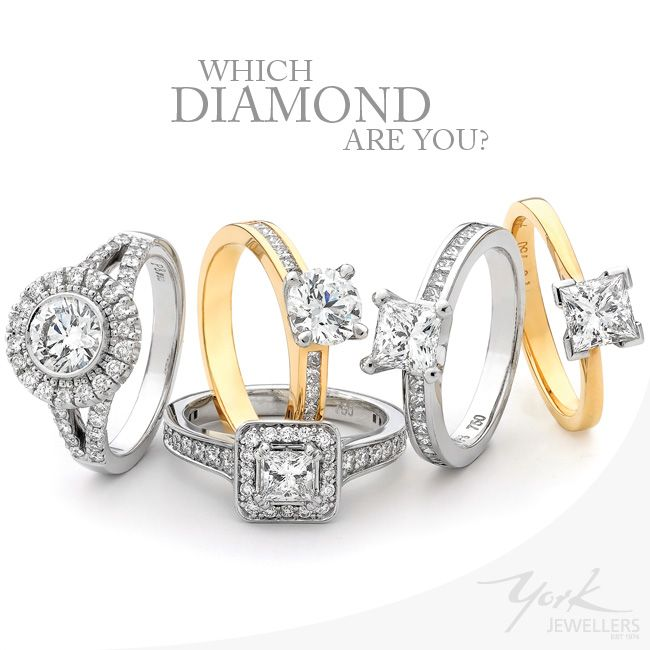Which Diamond are you? York Jewellers