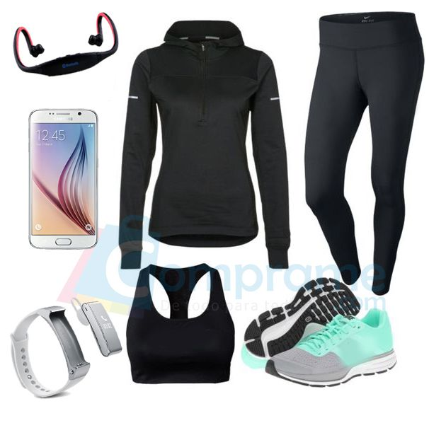 El outfitness ideal para que realices tus deportes favoritos: #Audifonos #Bluetooth #Samsung #Galaxy #S6 #Huawei #TalkBand #Outfitness #Fitness