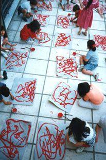 λαβύρινθος: ζωγραφική