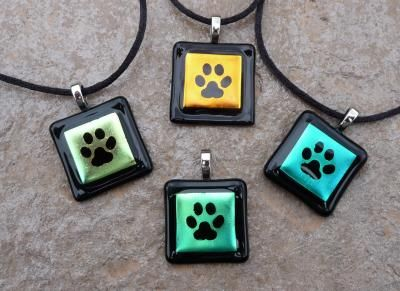 Product Details - Pet Memorial Glass Jewelry