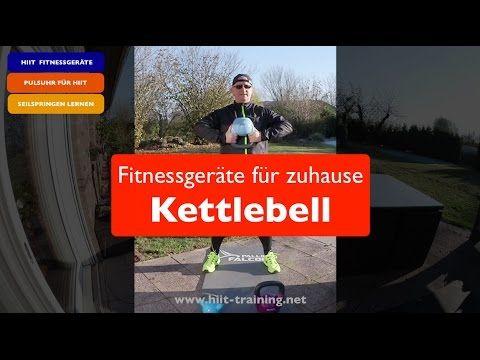 """✅  ABWECHSLUNGSREICHES HIIT TRAINING...Wichtig ist immer wieder sein HIIT-oder Tabata-Training abwechslungsreich zu gestalten. Dazu bieten sich verschiedene """"Fitnessgeräte für zuhause"""" an. Heute sprechen wir über die Kettlebell...https://www.youtube.com/watch?v=OeV_mP7Ax18"""