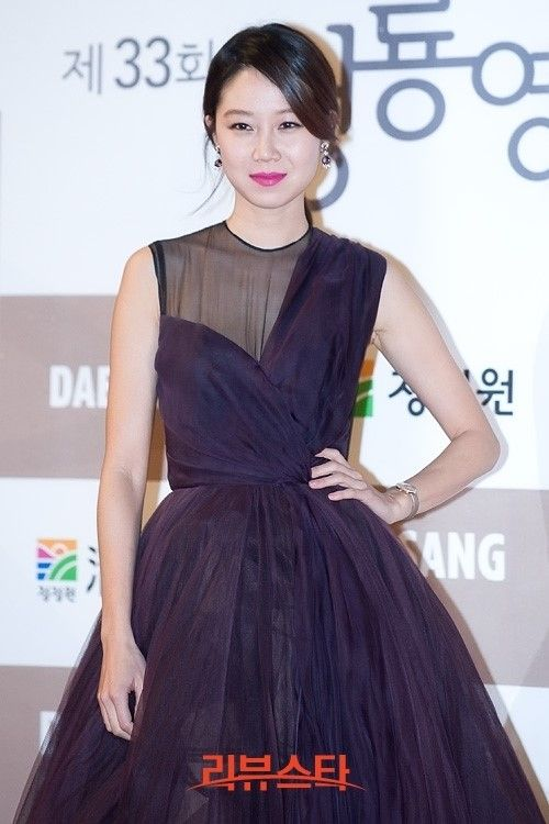 And Gong Hyo-jin: my favorite Korean fashionista