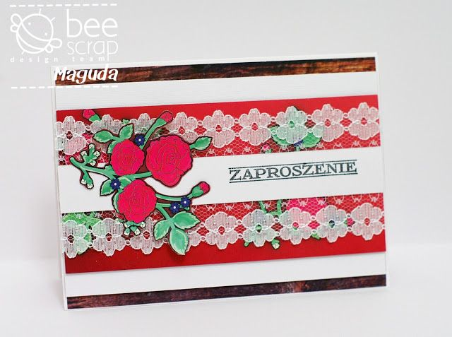 Bee Scrap - polski producent papierów do scrapbookingu