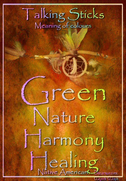 Green - Nature Harmony Healing
