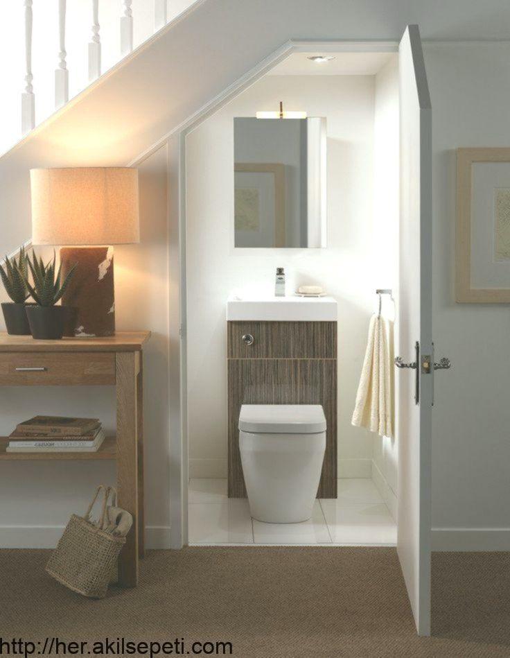 Sehr Kleines Gaste Wc Gestalten Idee Fur Toile Basement