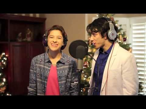 Love Is An Open Door Cover- Chris Villain and Lexy Baeza // I am an unabashed Frozen fanboy!  This in one of the best covers of this song I have seen!