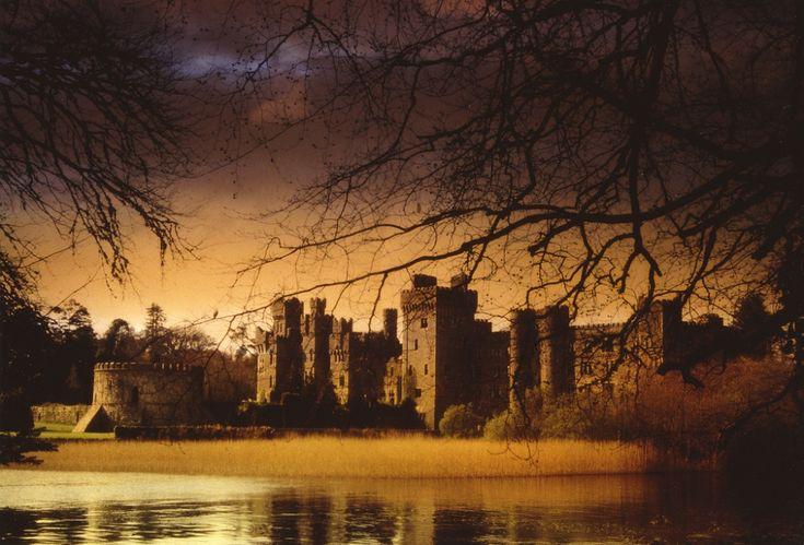 © Sean Tomkins Средневековый замок Эшфорд на берегах озера Лох-Корриб и реки Конг.
