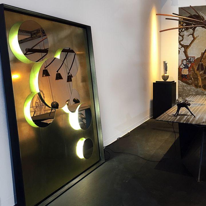 Solar Mirror at Design Miami