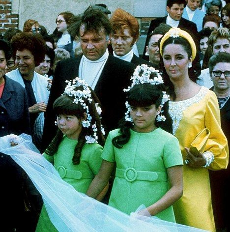 Elizabeth Taylor Richard Burton Funeral | ... Richard Burton a third time,' says Hollywood legend Elizabeth Taylor