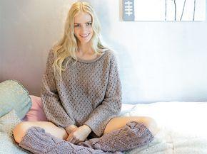 Mode selbst stricken ist gar nicht so schwer - wenn man die richtige Anleitung hat. Wir verraten euch hier, wie ihr modische Teile für den