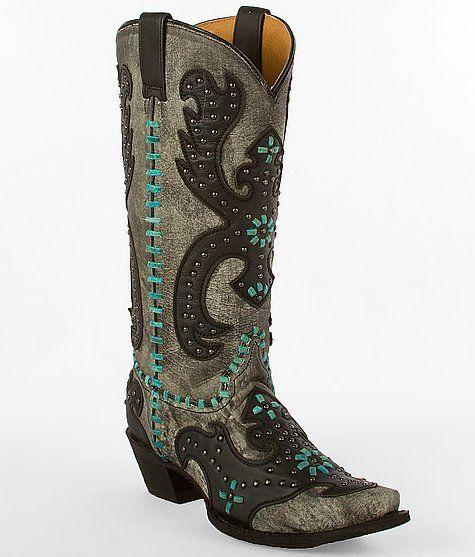 Corral Applique Cowboy Boot - Women's Shoes | Buckle