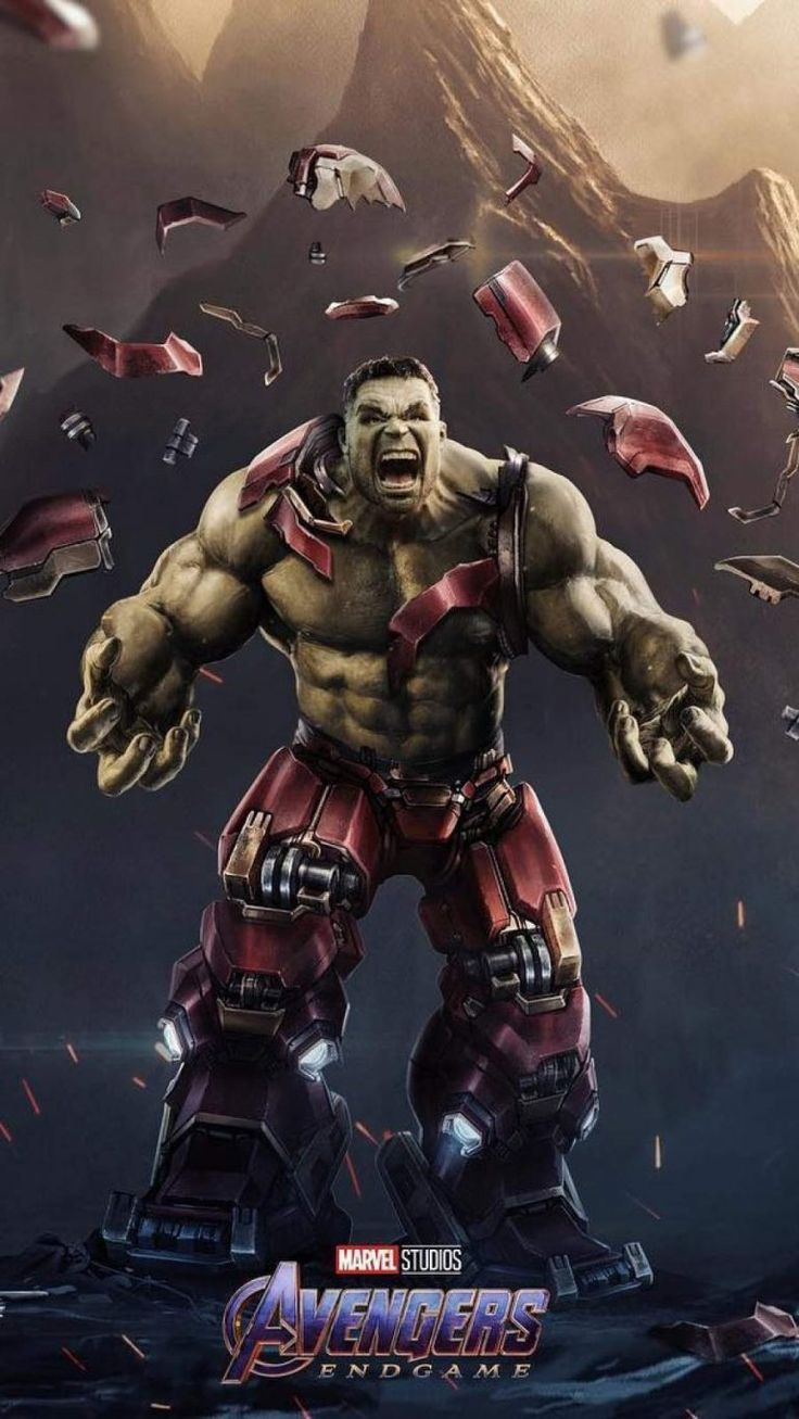 Masked Guy iPhone Wallpaper Hulk buster art, Superhero
