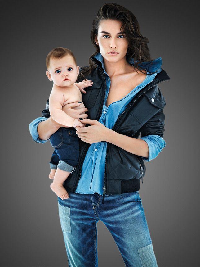 новом фотосессия с детьми в джинсовом стиле день года считается